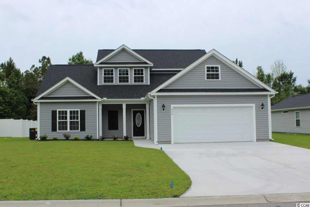 222 Blue Jacket Drive, Galivants Ferry, SC 29544