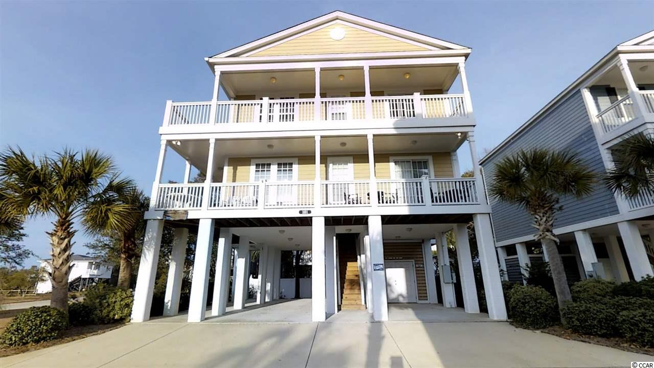 Single Family Home for Sale at 101 Crab Drive 101 Crab Drive Garden City Beach, South Carolina 29576 United States