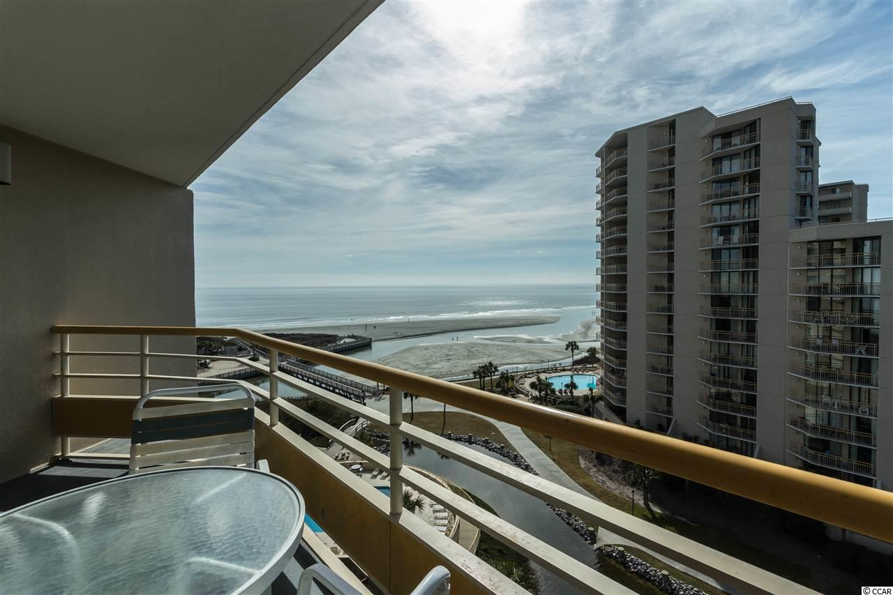 Another property at  Tower North offered by Myrtle Beach real estate agent
