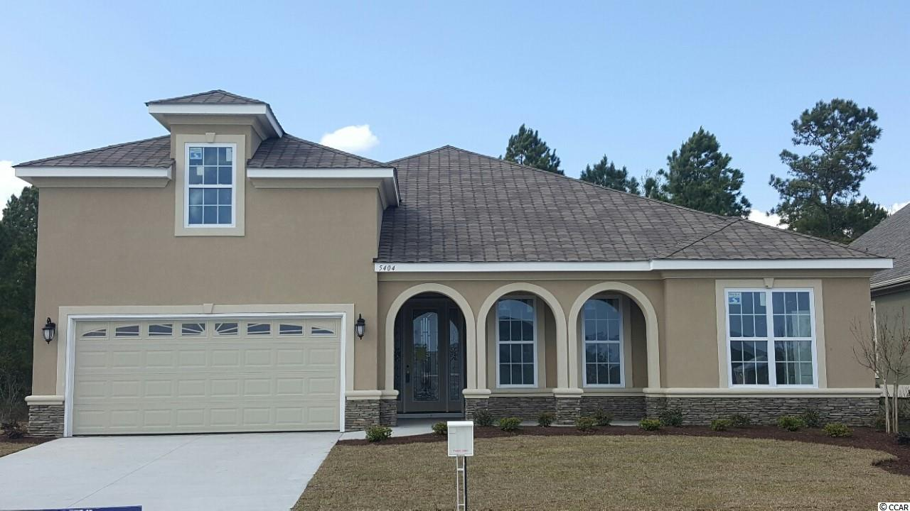 5404 Via Verde Drive, North Myrtle Beach, SC 29582