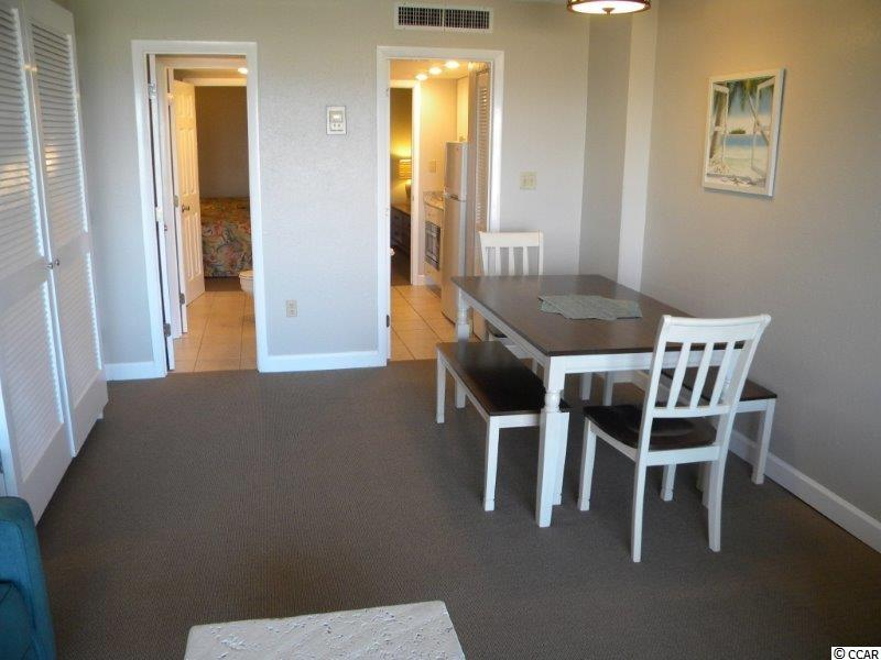 This 1 bedroom condo at  Ocean Dunes Twr I is currently for sale