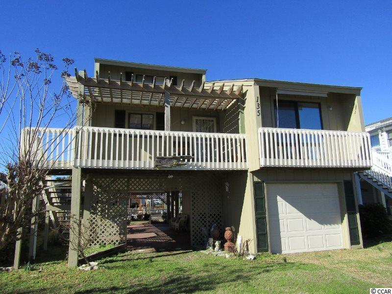 135 Lions Paw Drive, Holden Beach, NC 28462