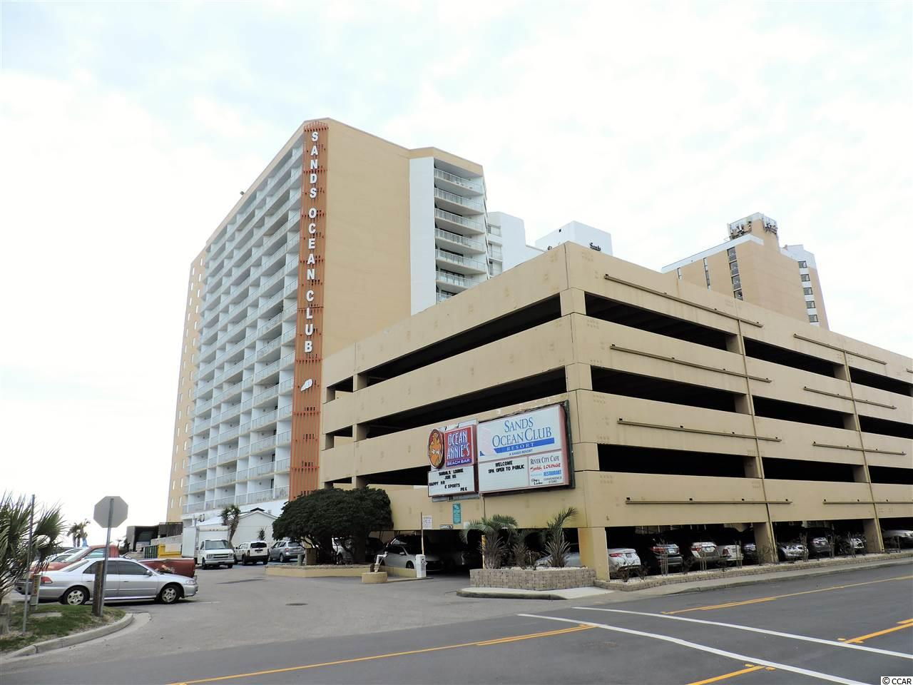 CONDO MLS:1702042 SANDS OCEAN  9550 Shore Drive Myrtle Beach SC