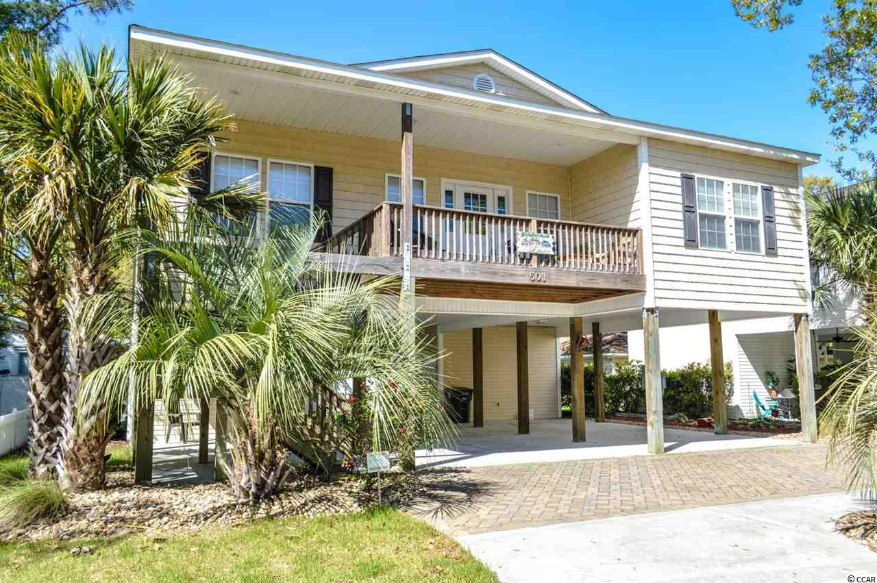 503 S 33rd Avenue, North Myrtle Beach, SC 29582
