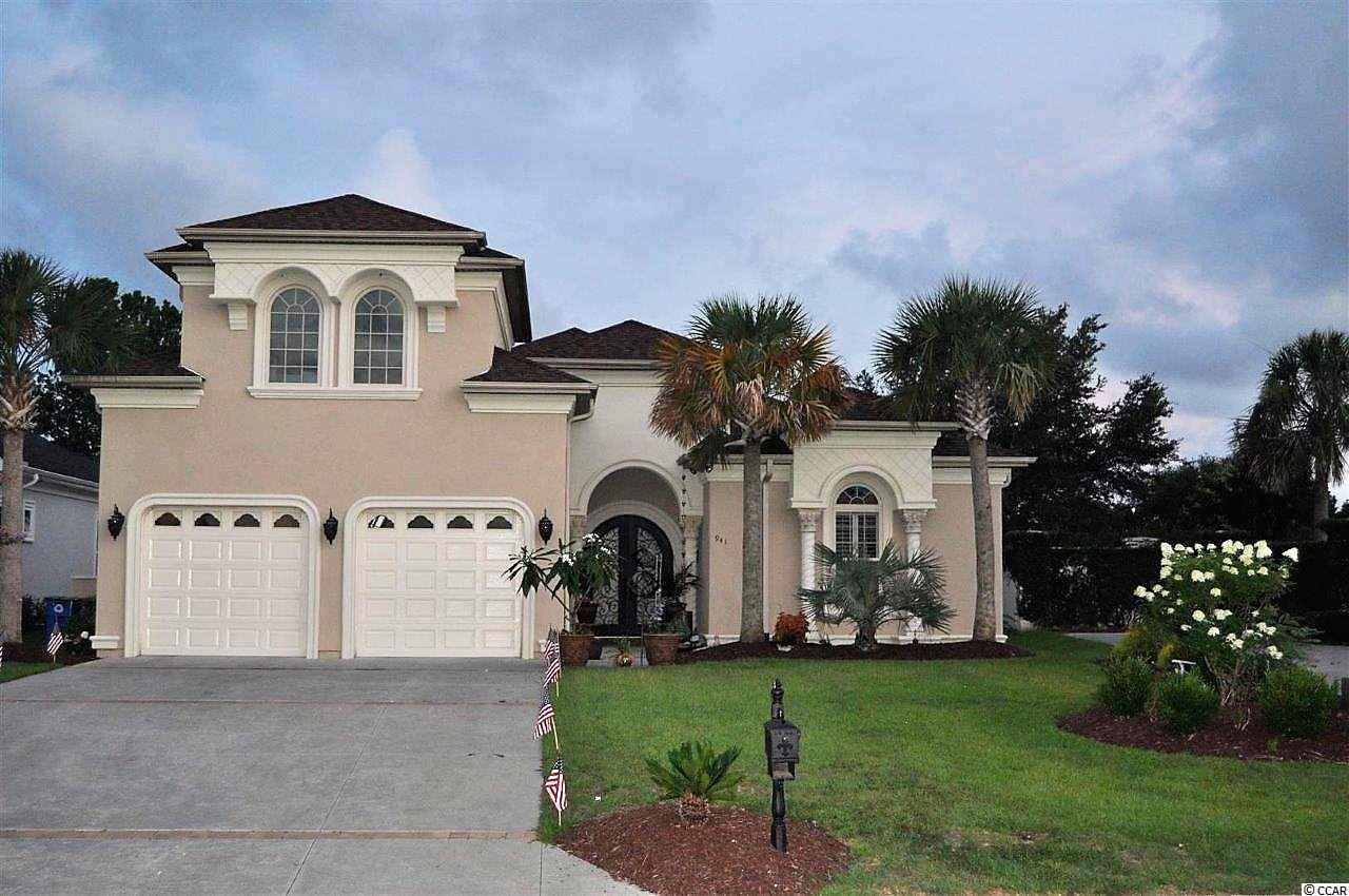 941 Bluffview Drive, Myrtle Beach, SC 29579