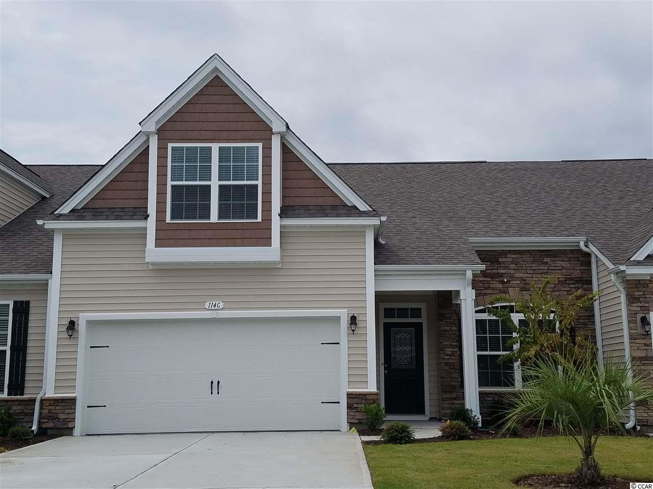 Townhouse MLS:1702356 Parmelee Townhomes - Murrells In  114C Parmelee Drive Murrells Inlet SC