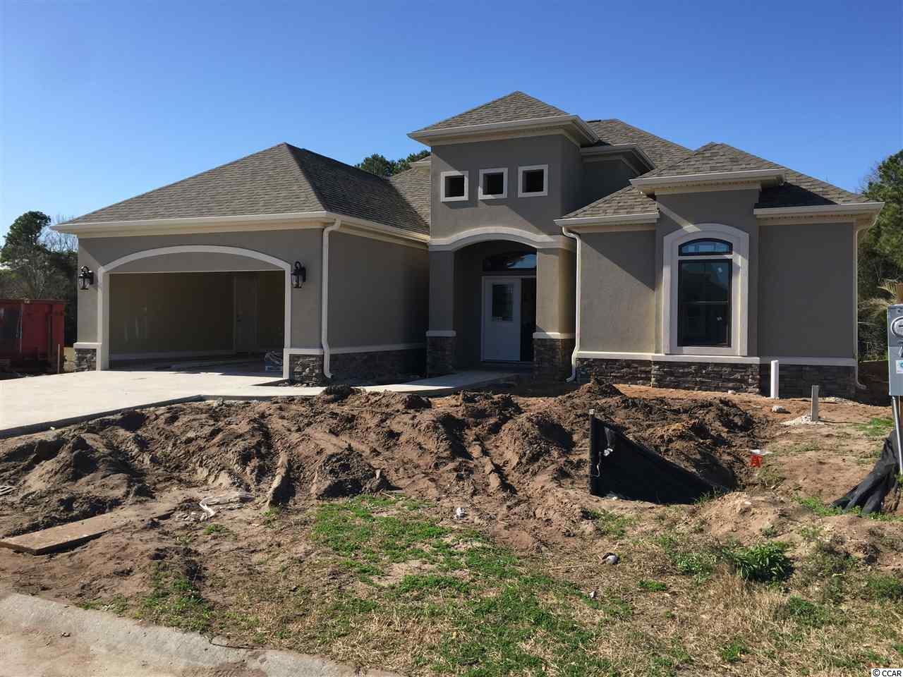 Detached MLS:1702537   5506 Via Verde Drive North Myrtle Beach SC