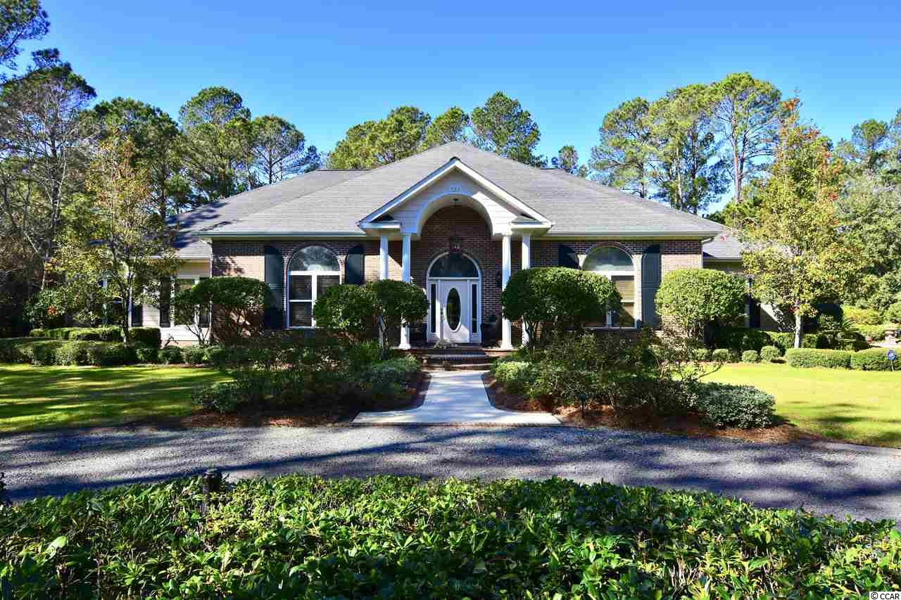 333 Rice Mill Drive, Pawleys Island, SC 29585