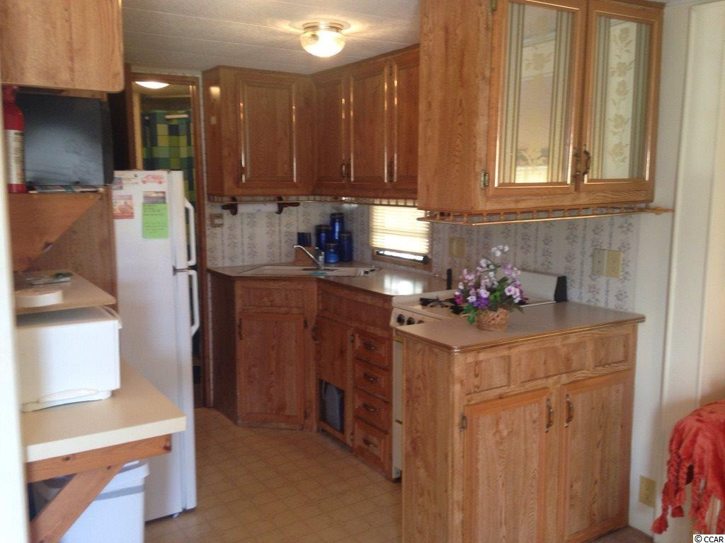 house for sale at  Myrtle Beach RV Resort for $65,000