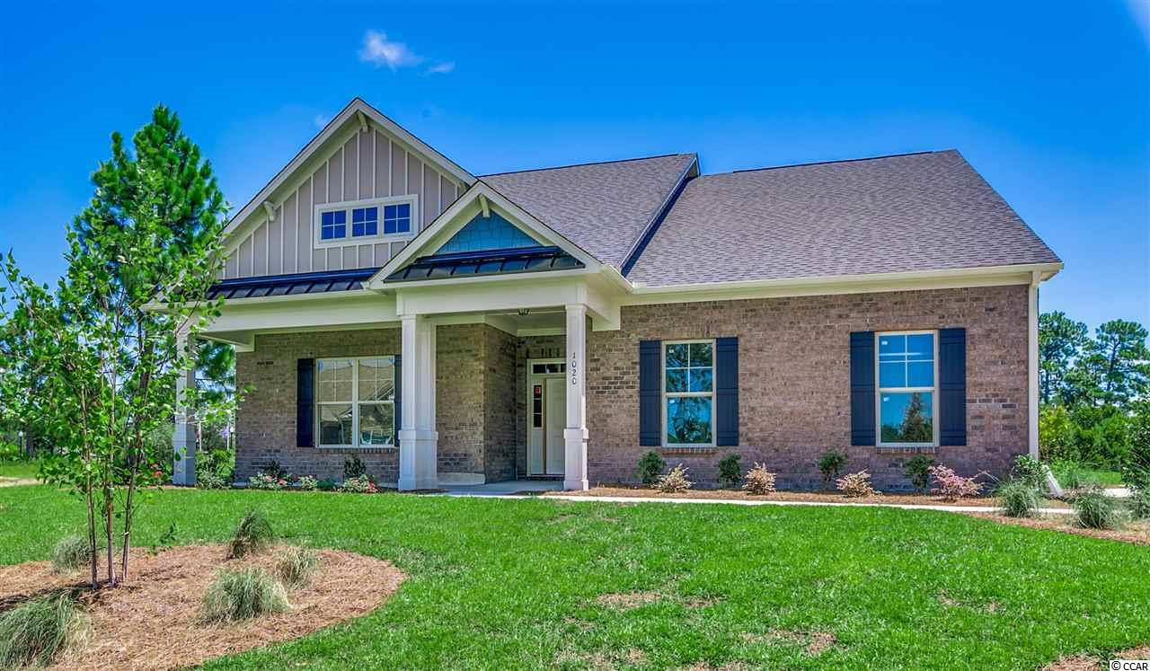 1020 Glossy Ibis Drive, Conway, SC 29526
