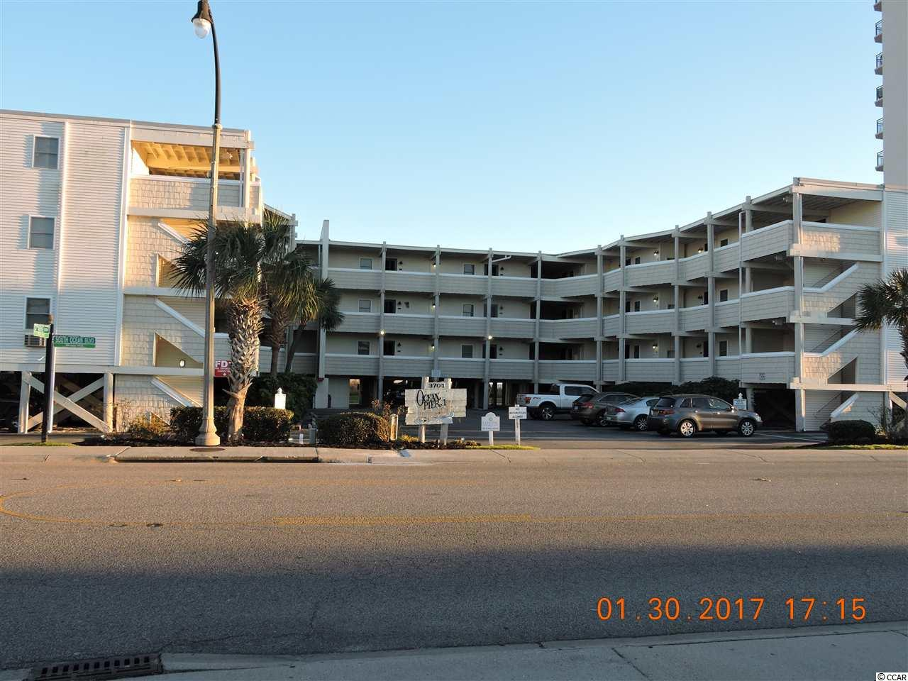 Condo / Townhome / Villa for Sale at 3701 S Ocean Blvd 3701 S Ocean Blvd North Myrtle Beach, South Carolina 29582 United States
