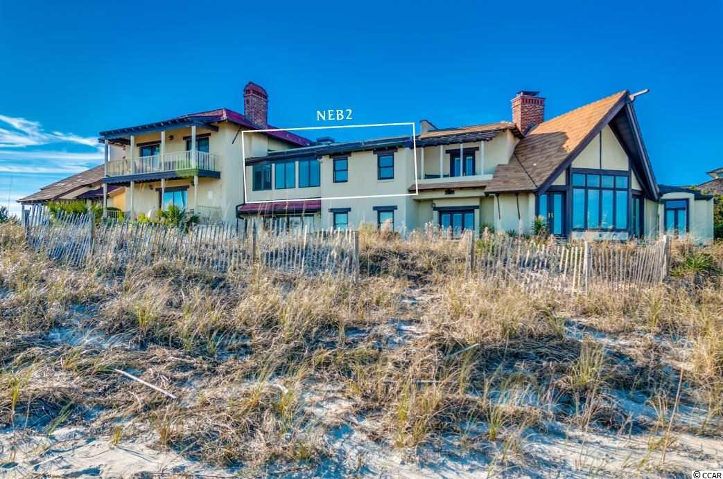 Ocean Front Condo in Debordieu : Georgetown South Carolina