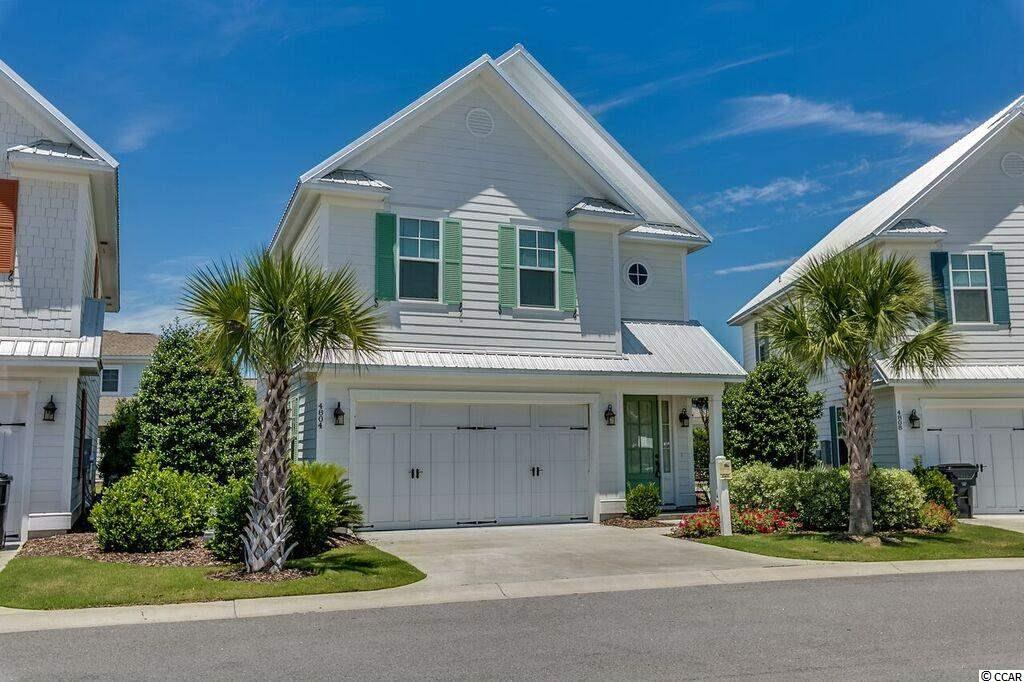 DETACHED WITH HPR MLS:1702770   4804 Cantor Court North Myrtle Beach SC