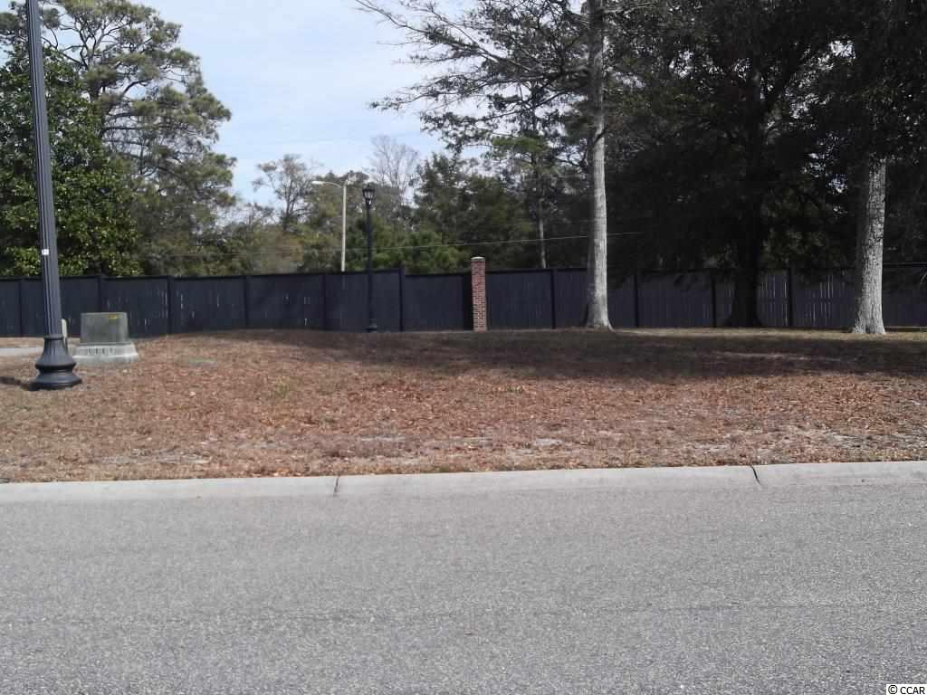 Land for Sale at 3720 Old Point Circle 3720 Old Point Circle North Myrtle Beach, South Carolina 29582 United States
