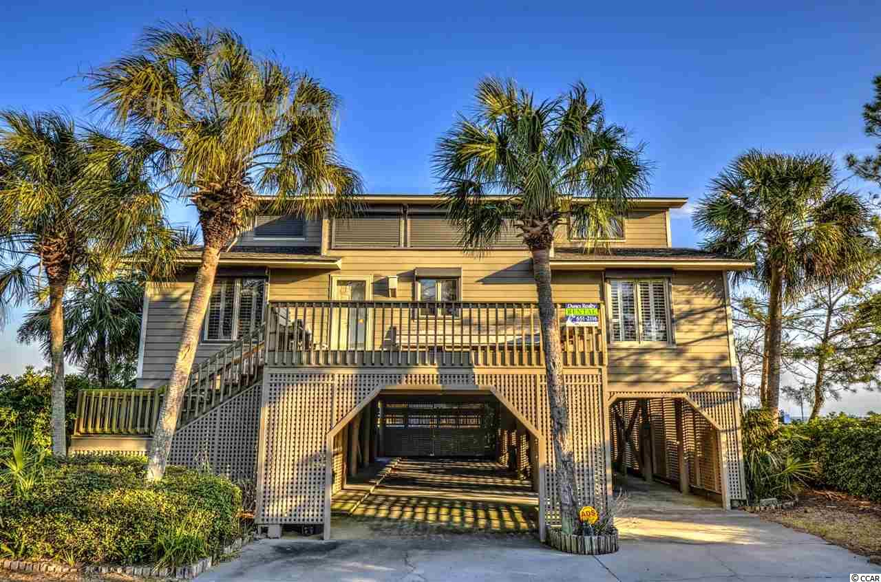Single Family Home for Sale at 1473 S Waccamaw Drive 1473 S Waccamaw Drive Garden City Beach, South Carolina 29576 United States