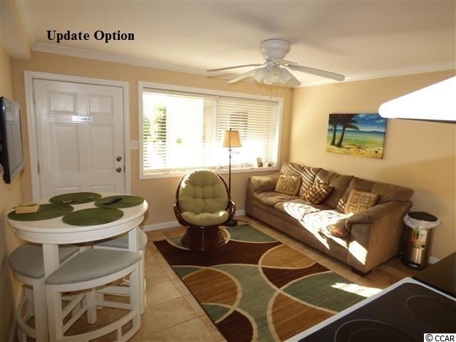 This 1 bedroom condo at  The Hartford Inn is currently for sale