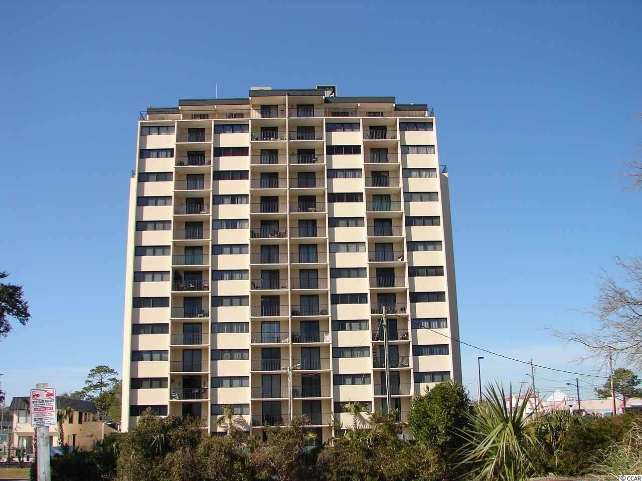 CONDO MLS:1703395 Holiday Tower  601 Mitchell Dr Unit 405 Myrtle Beach SC
