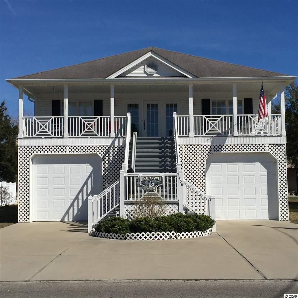 Detached MLS:1703440   136 Seabreeze Dr Garden City Beach SC