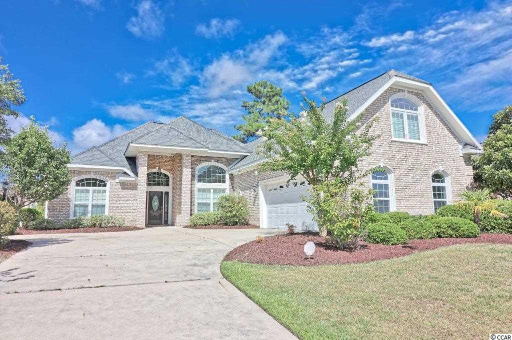 Single Family Home for Sale at 400 Waterfall Circle 400 Waterfall Circle Little River, South Carolina 29566 United States