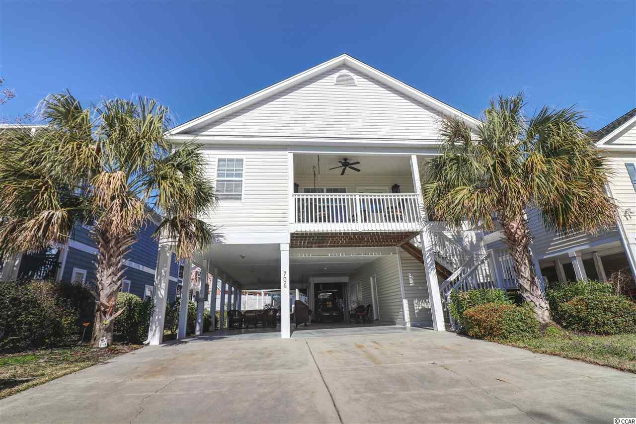 706 Seashell Lane, North Myrtle Beach, SC 29582