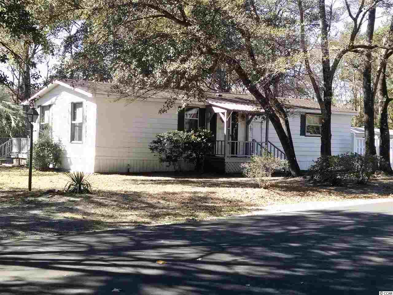 Manufactured with Land MLS:1703863   335 Marsh Oaks Drive Pawleys Island SC