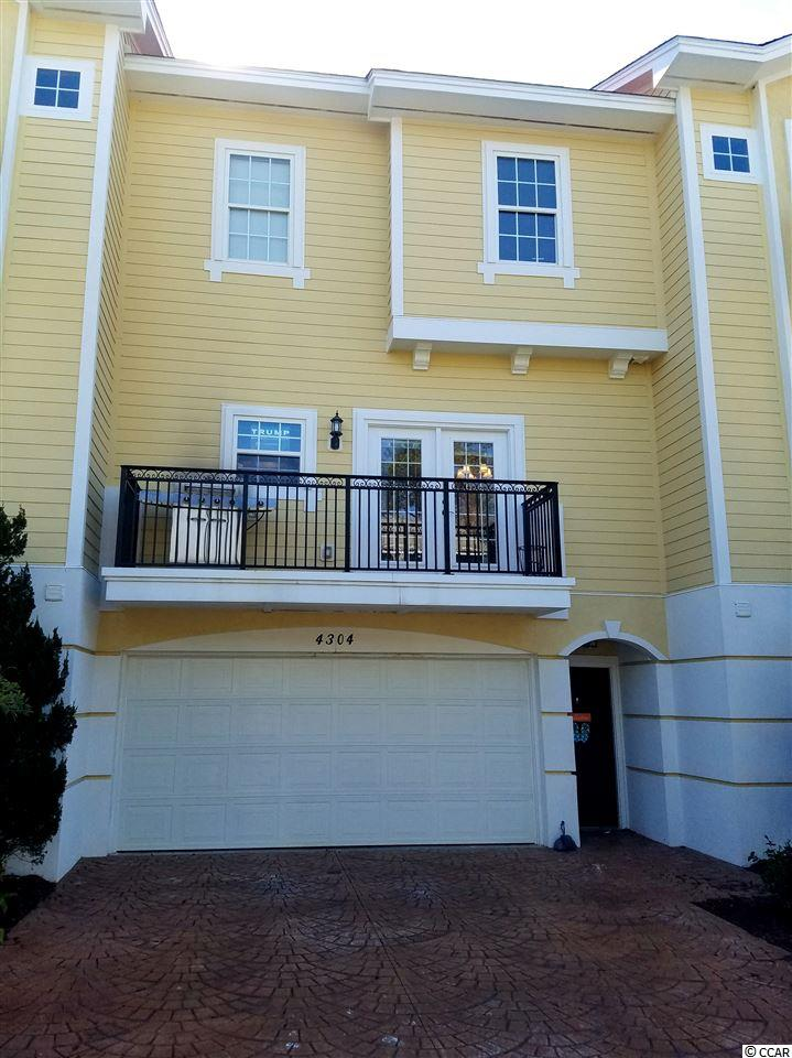 Grande Harbour condo for sale in Little River, SC