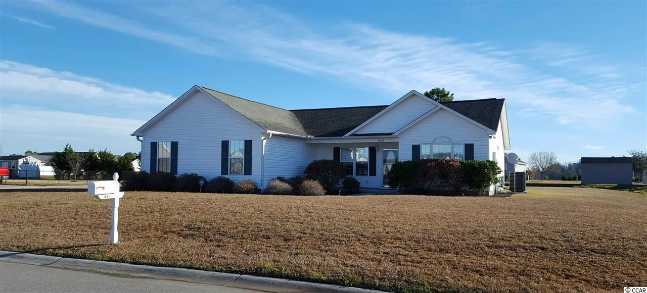 451 Carolina Hickory St, Loris, SC 29569