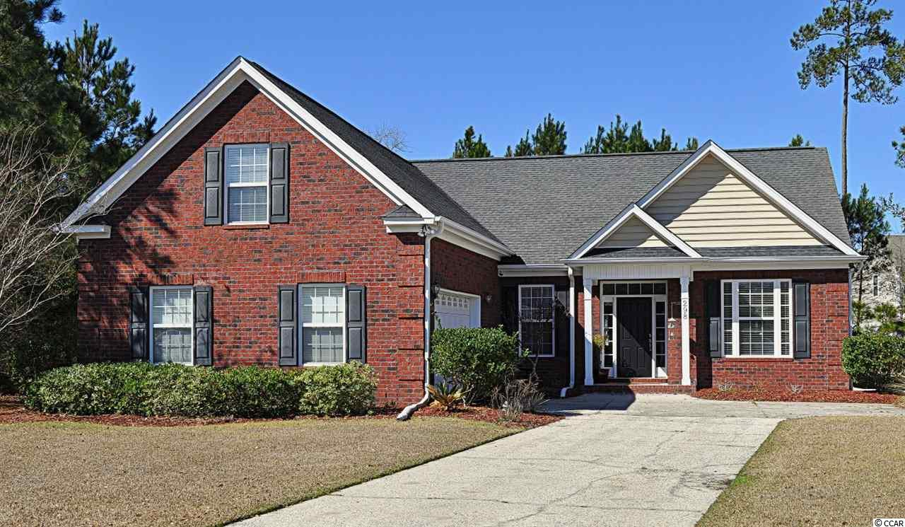 298 Ashepoo Creek Drive, Myrtle Beach, SC 29579