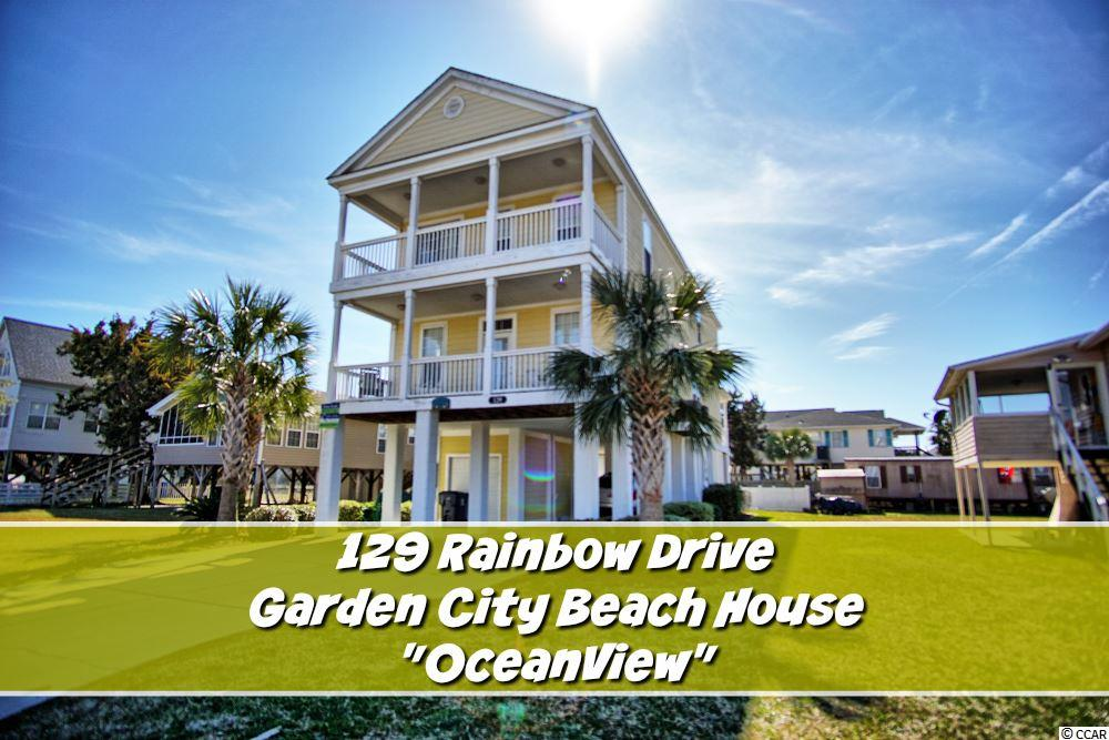 Detached MLS:1704133   129 Rainbow Drive Garden City Beach SC