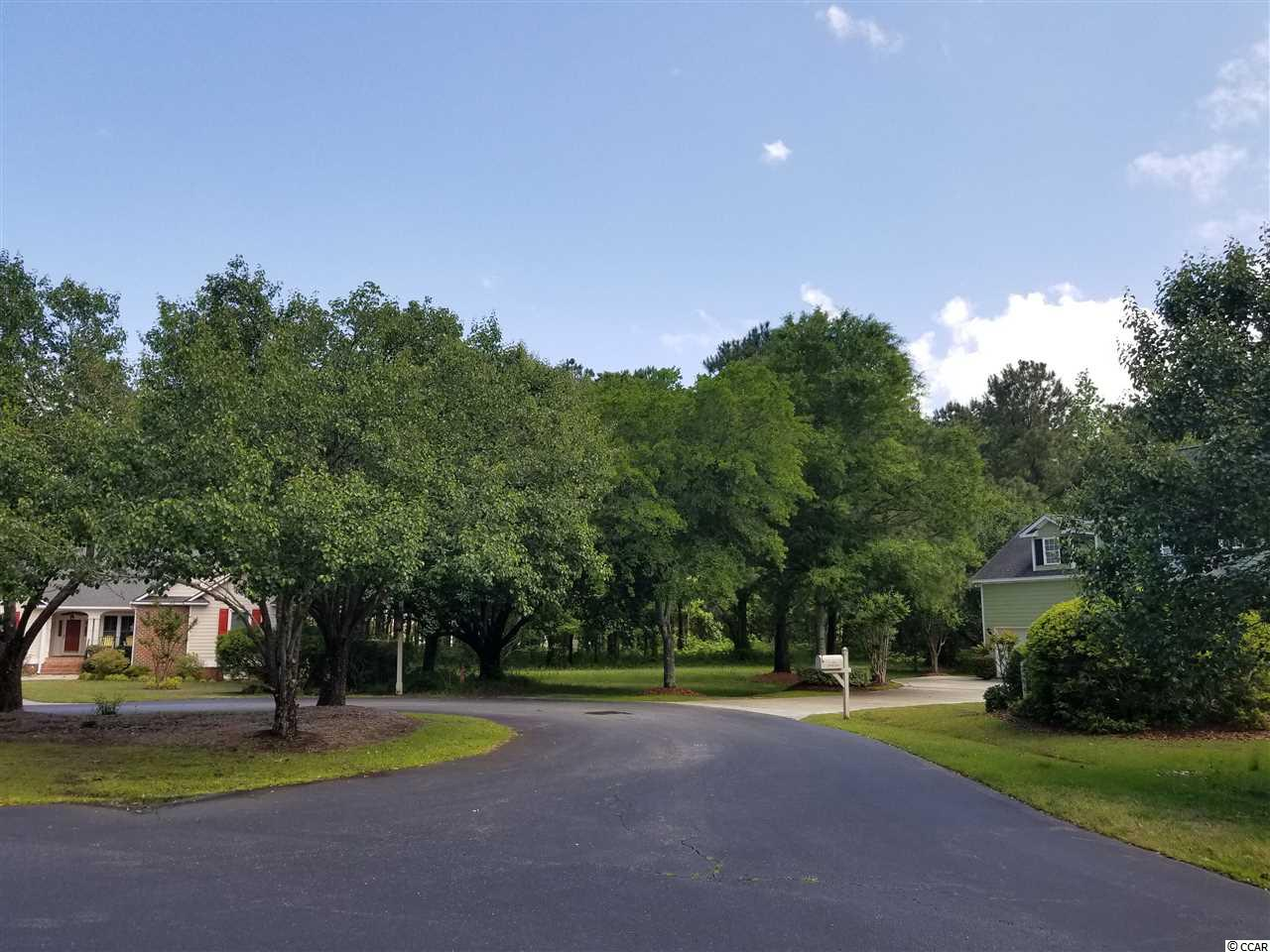 Land for Sale at 4952 Fulton Place 4952 Fulton Place Murrells Inlet, South Carolina 29576 United States