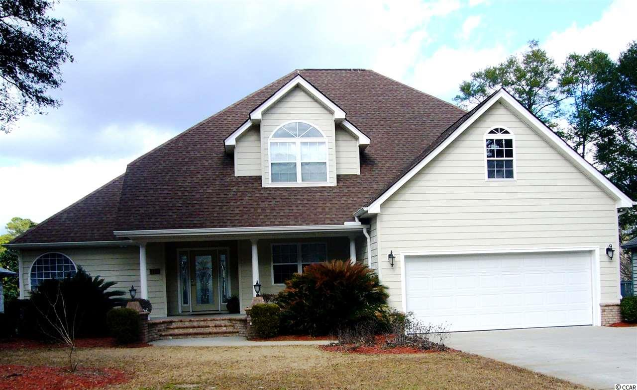 Detached MLS:1704193   512 Medcalf DR Sunset Beach NC