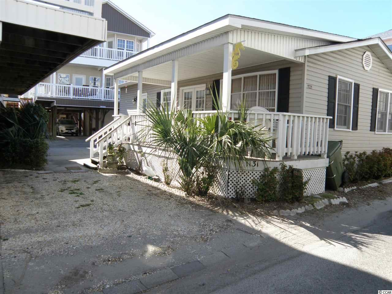 Detached Leased Land MLS:1704339   6001 S Kings Hwy #1131 Myrtle Beach SC