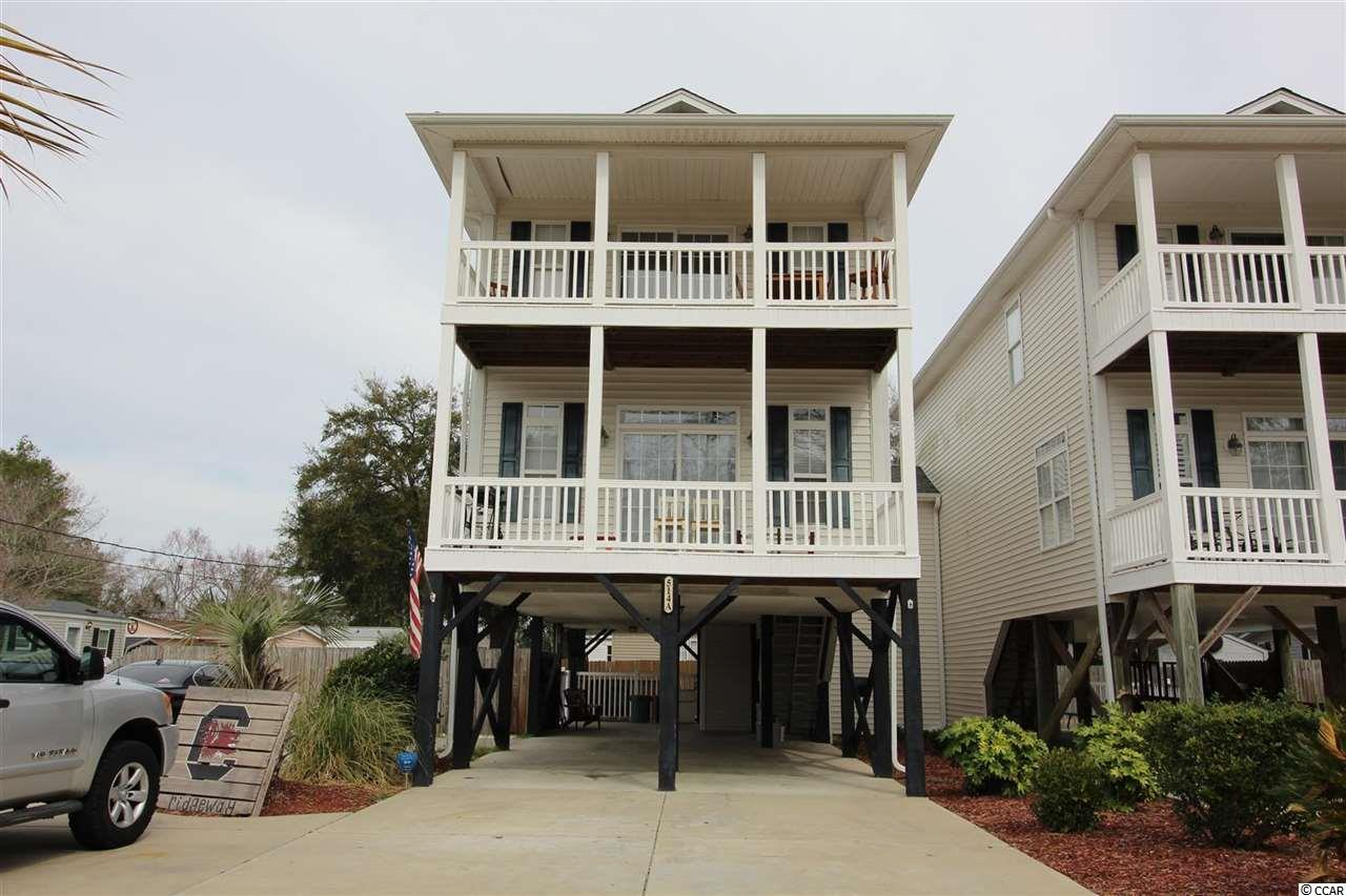 514A Woodland Drive, Garden City Beach, SC 29576