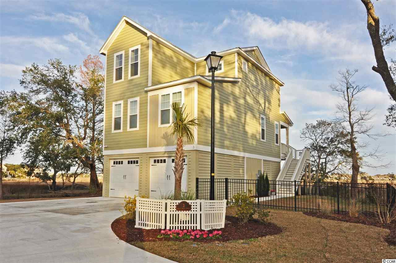 3 Half Shell Court (Lot 6), Pawleys Island, SC 29585