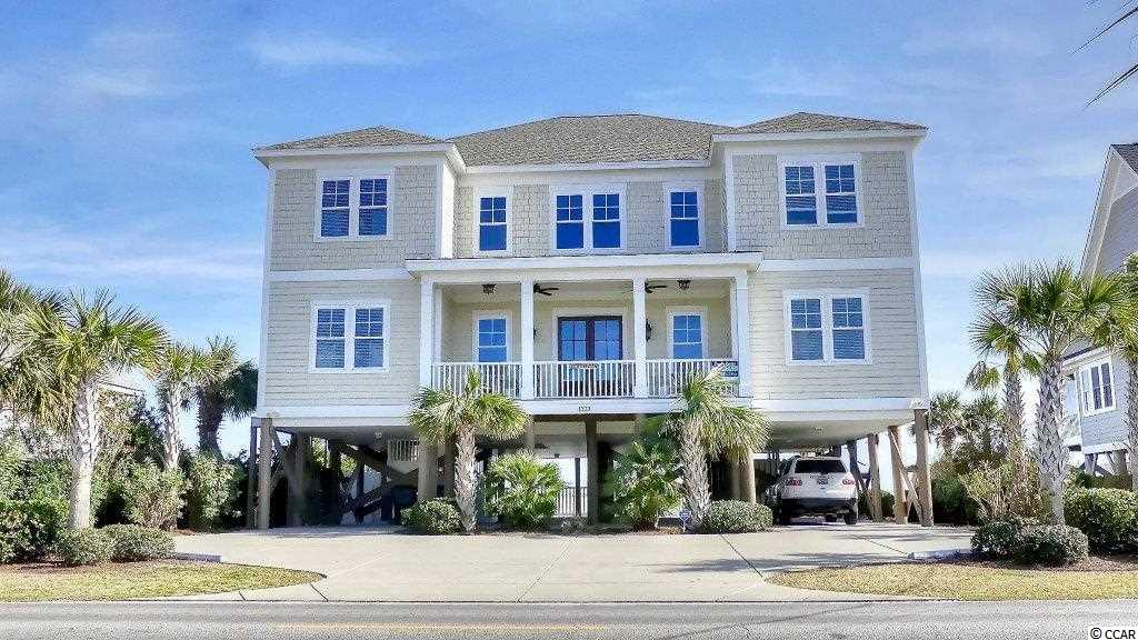 Single Family Home for Sale at 1323 S Waccamaw Drive 1323 S Waccamaw Drive Garden City Beach, South Carolina 29576 United States