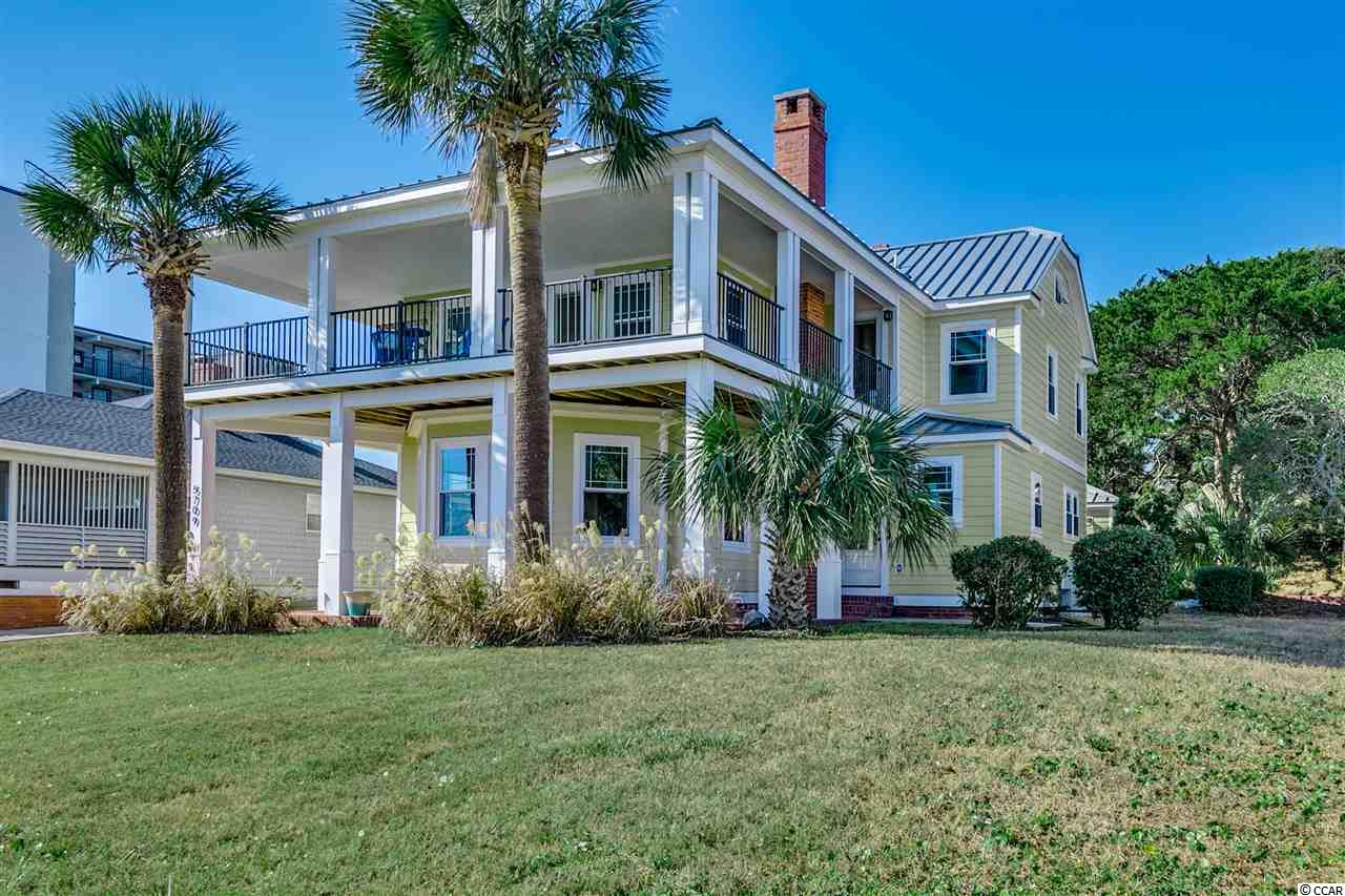 Single Family Home for Sale at 5709 N Ocean Blvd. 5709 N Ocean Blvd. Myrtle Beach, South Carolina 29577 United States