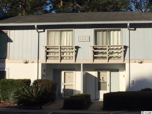 1849 Crooked Pines Drive C-4, Surfside Beach, SC 29575