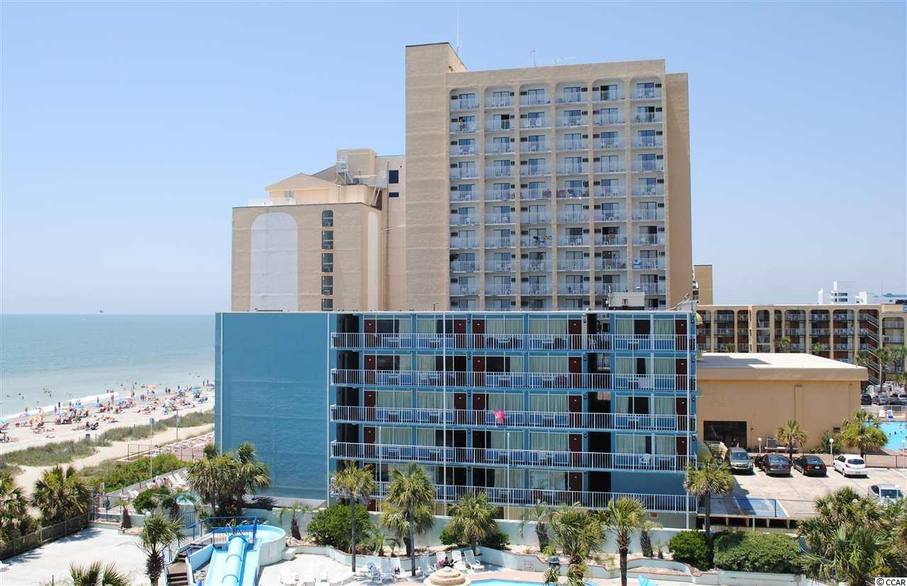Tides Oceanfront at Sea Mist  condo now for sale