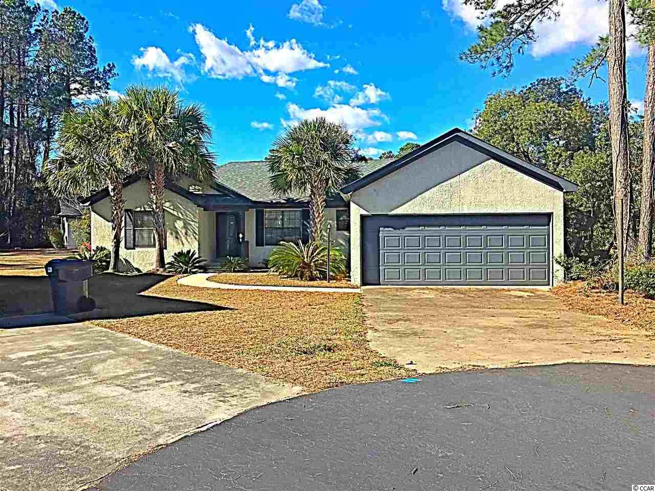 Detached MLS:1704807   3805 palmetto dr. Myrtle Beach SC