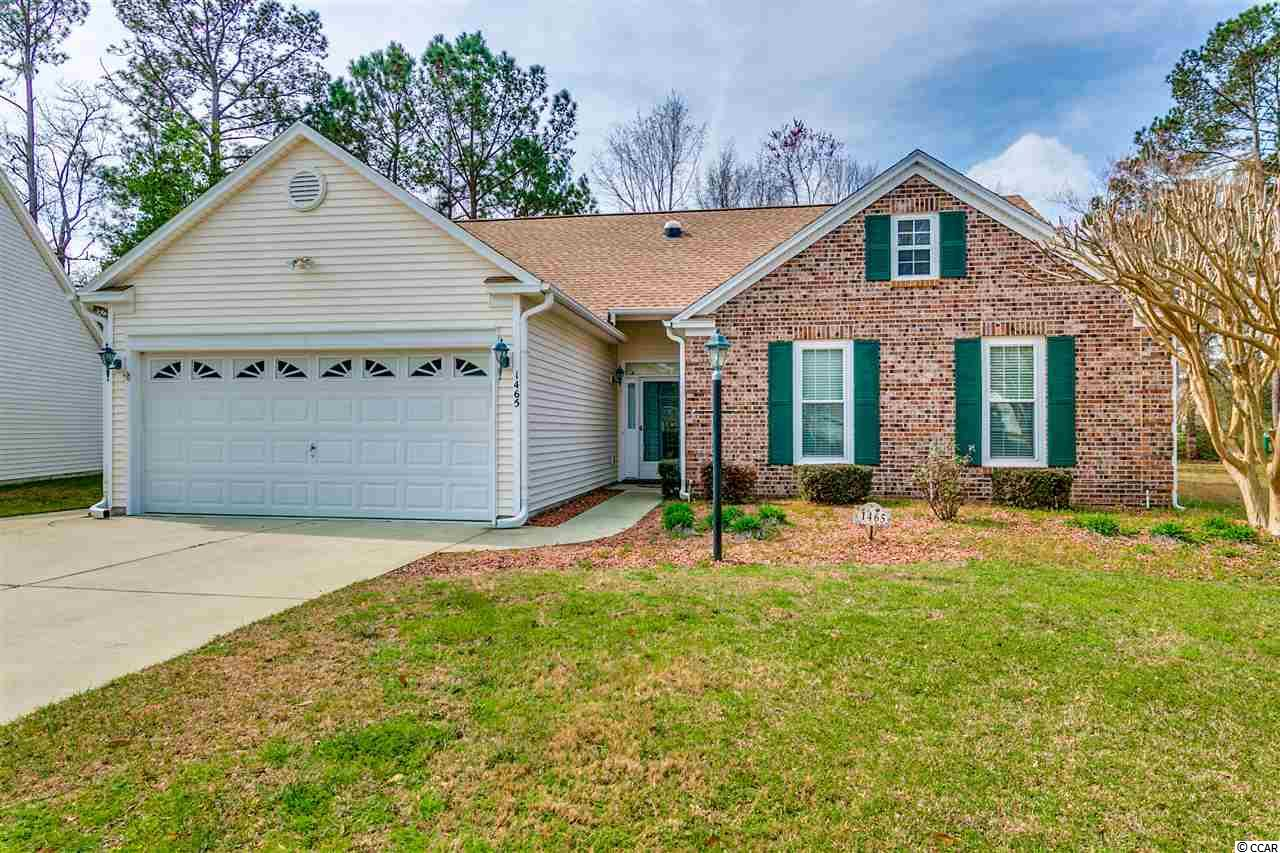1465 Winged Foot Court, Murrells Inlet, SC 29576