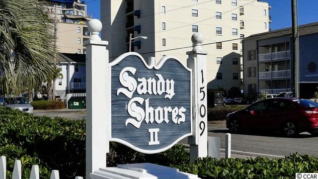 Sandy Shores II  condo now for sale