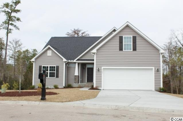 Detached MLS:1705138   4704 Marsh Vista Court Myrtle Beach SC