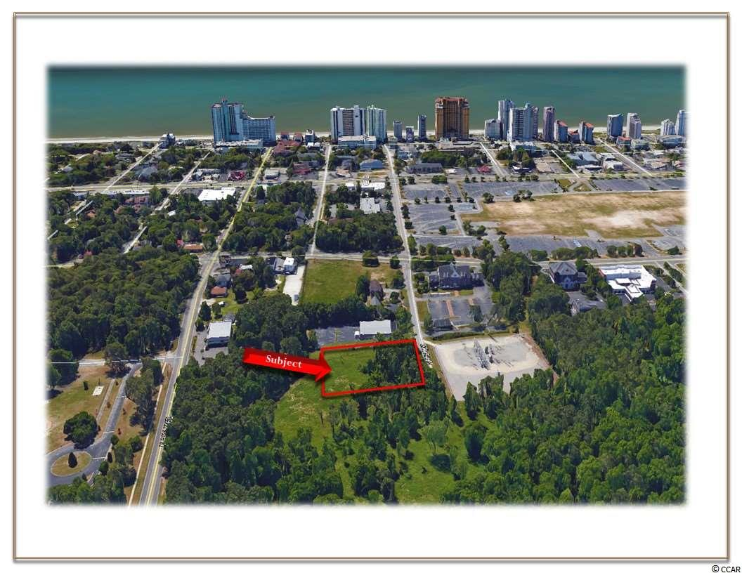 Land for Sale at 27th N Avenue 27th N Avenue Myrtle Beach, South Carolina 29577 United States