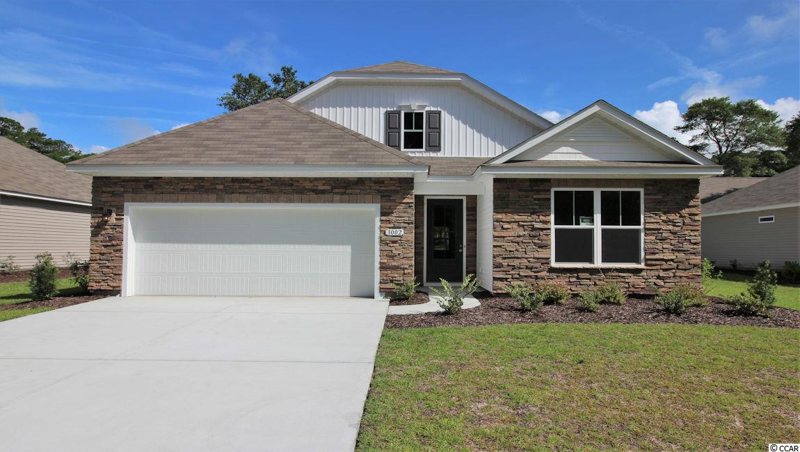Detached MLS:1705316   1002 Oak Marsh Lane North Myrtle Beach SC