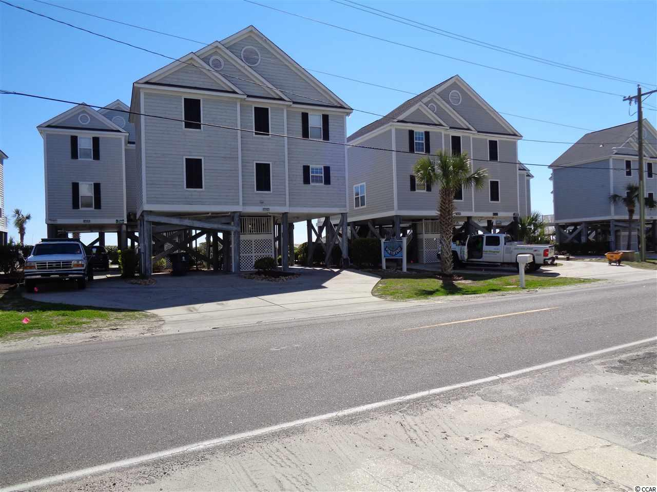This property available at the  SANDY SHORES I in Garden City Beach – Real Estate