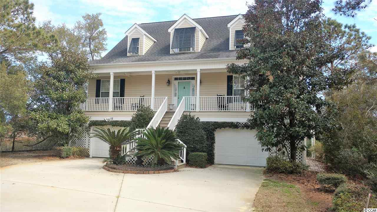 112 Marsh Point Drive, Pawleys Island, SC 29585