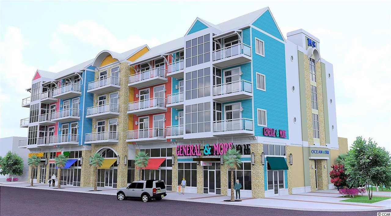 This property available at the  Ocean Escape in Myrtle Beach – Real Estate