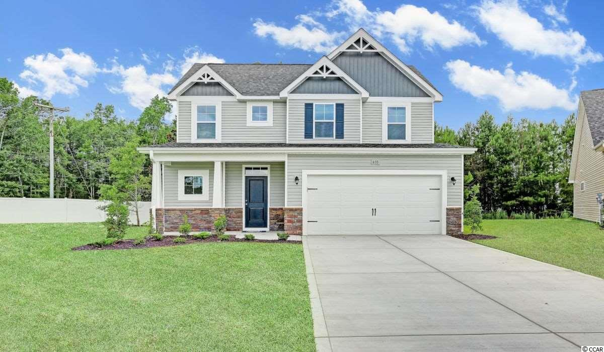 633 Notting Hill Court, Conway, SC 29526