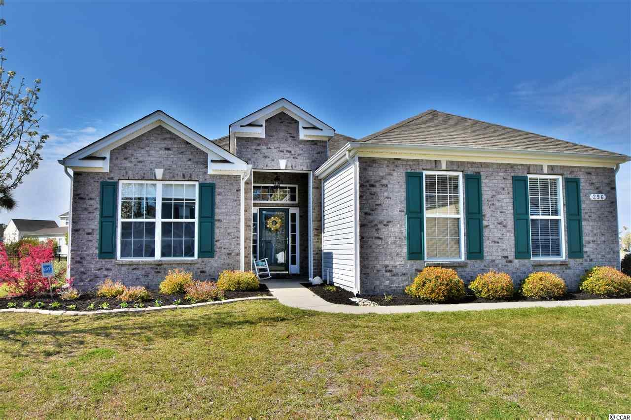 296 Palmetto Glen Drive, Myrtle Beach, SC 29588
