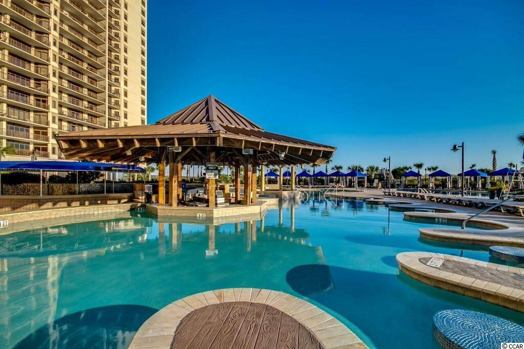 Condo For Sale At North Beach Towers Ocean Front In North Myrtle Beach South Carolina Unit 414